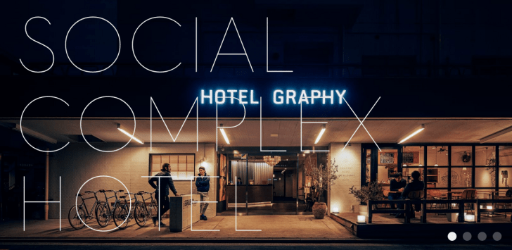 hotel graphy