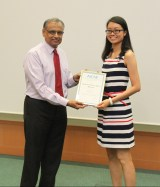 Outstanding Graduate Student Researcher Award - Yap Swee Kun, National University of Singapore