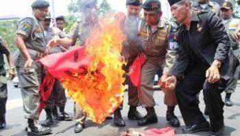 Dukung Jokowi, Banser Minta Aparat Lakukan Perluasan Wilayah Sisir Anasir PKI/Foto: Istiemwa
