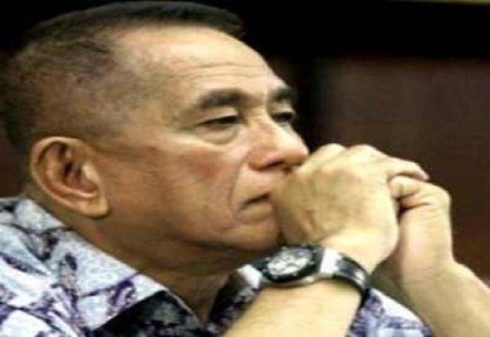 Menteri Pertahanan RI Ryamizard Ryacudu. (Foto: Istimewa)