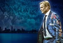 Manajer baru Everton Ronald Koeman. (Foto: evertonfc.com)
