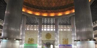 Mimbar Masjid Istiqlal