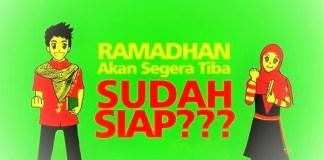 4 Hal Penting Persiapan Puasa Ramadan