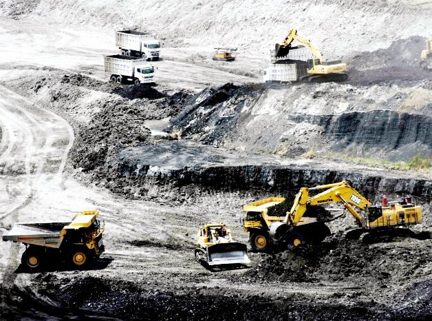 Ekspoitasi Tambang batu bara/Ilustrasi/NUSANTARANEWS