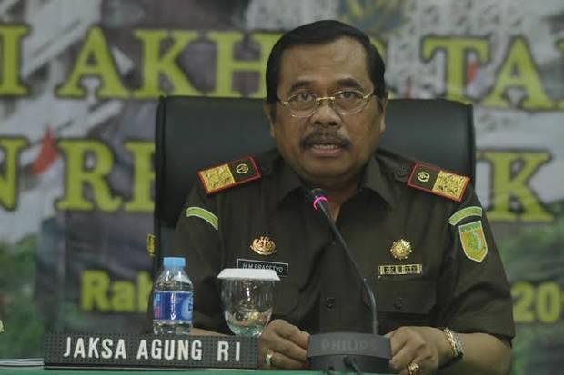 Jaksa Agung HM Prasetyo /Foto via Sindo