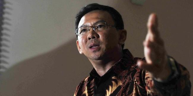 Cagub Petahana DKI Jakarta, Basuki Tjahaja Purnama/Foto: IST