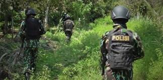 Brimob gagal fokus, tembak mati seorang anggota TNI/Foto Nusantaranews/istimewa