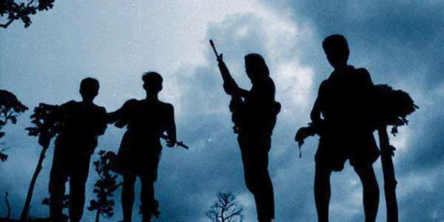 Ilustrasi kelompok bersenjata