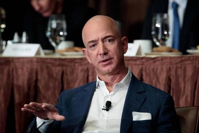 CEO Amazon, Jeff Bezos. Foto: Getty Images