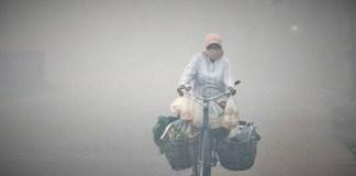 Dokumentasi Bencana Kabut Asap Riau/Foto nusantaranews via act.id