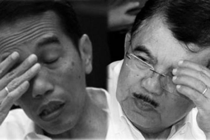 Ilustrasi Jokowi-Jk/foto Nusantaranews.co