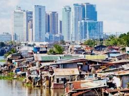 Kesenjangan pembangunan di DKI Jakarta. Foto ilustrasi/ist