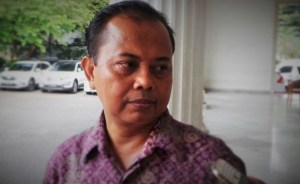 Ketua Komisi Pemilihan Umum DKI Jakarta Sumarno/Foto nusantaranews via megapolitan