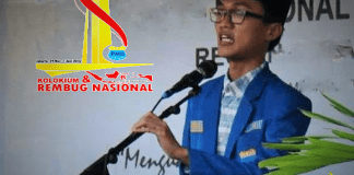 Ketua Umum PB PMII Aminuddin Ma'ruf/Foto Ilustrasi : Nusaranews