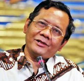 Mahfud MD, Mantan Ketua Mahkamah Konstitusi. Foto Dok. IST