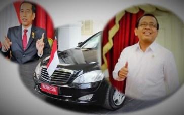 Pangkas Anggaran Kementeri, Mensesneg ingin Beli mobil VVIP Kepresidenan/Ilustrasi nusantaranews