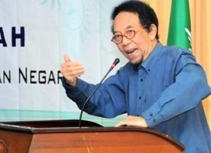 Guru Besar Ekonomi Universitas Indonesia, Prof. Dr. Sri-Edi Swasono/Foto via fimadani