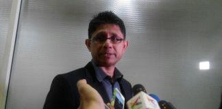 Wakil Ketua Komisi Pemberantasan Korupsi (KPK) Laode Muhammad Syarief/Foto Restu