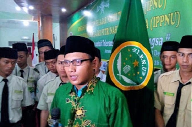 Ketua Umum Pengurus Pusat Ikatan Pemdua Nahdlatul Ulama (PP IPNU), Asep Irfan Mujahid/Foto: ipnu-ippnulpg.cf