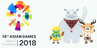 Logo dan Maskot Baru Asian Games 2018/Ilustrasi Nusantaranews