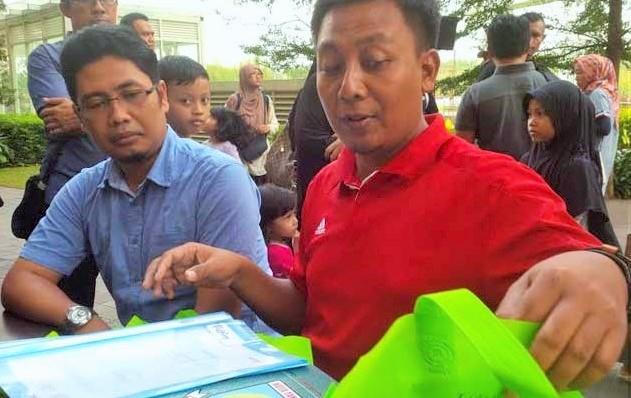 Lutfiel Hakim, Owner PT Hassana Boga Sejahtera-Produk Bebiluck/Foto via Poskota