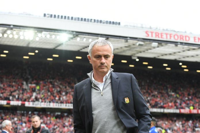 Manajer The Red Devils, Jose Mourinho/Foto: Istimewa