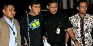 Mantan Bos PT Agung Podomor Land (APL) Ariesman Widjaja/Foto nusantaranews/Fadilah