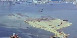 Wajah Proyek Reklamasi Pulau G/Foto istimewa