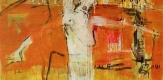 Yoes Rizal – Tango – 2012 – Acrylic on Canvas – 163 x 143 cm_resize