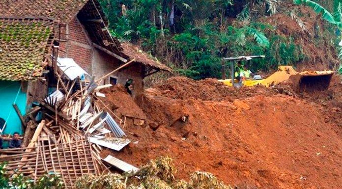 Banjir Bandang di Jawa Barat/Foto Istimewa