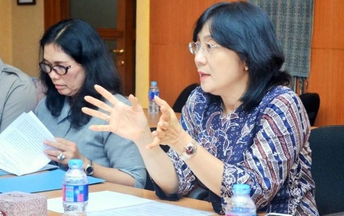 Dirjen Industri Kecil dan Menengah (IKM) Kementerian Perindustrian, Gati Wibawaningsih/Foto: Dok. Kemenperin