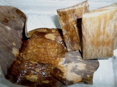 Golla Kambu Kuliner khas Madar Foto Dok. @timurku