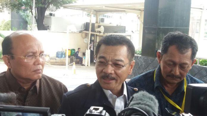 Mantan Menteri Dalam Negeri (Mendagri) Gamawan Fauzi/Foto Fadhilah/Nusantaranews.co