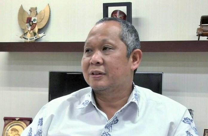 Kepala Badan Pengatur Jalan Tol (BPJT) Herry Trisaputra Zuna -/Foto: beritasatu.tv