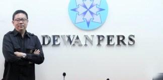 Ketua Dewan Pers Yosep Adi Pasetyo/Foto: Dok. Koran Jakarta