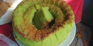 Kue Kojo Jajanan Tradisional Khas Jambi/Foto: Dok. @arieparikesit