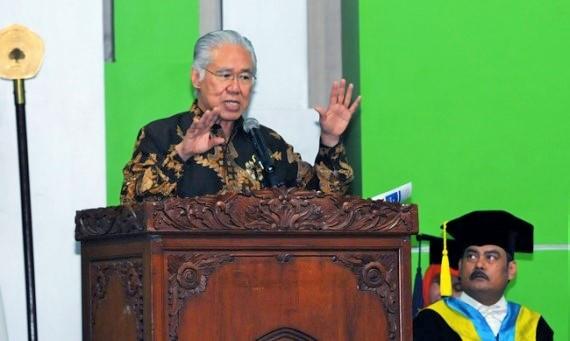Kuliah Umum Mendag di Universitas Sultan Agung Tirtayasa/Foto: Dok. Kemendag