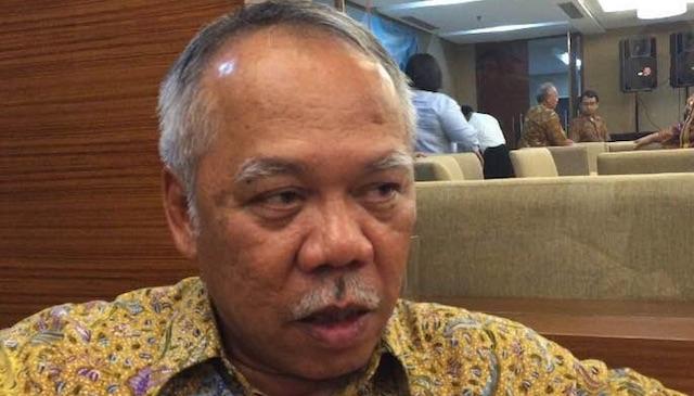 Menteri Pekerjaan Umum dan Perumahan Rakyat (PUPR), Basuki Hadimuljono. Foto via rapples