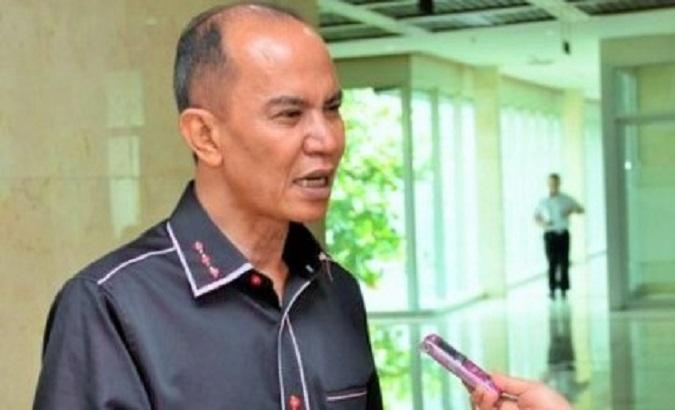 Politikus PDIP Saied Abdullah/Foto: Dok. RMOL.co