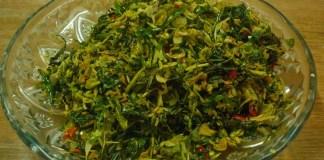 Rumpu rampe kuliner khas merauke/Foto Istiemwa