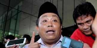Wakil Ketua Umum Gerindra, Arief Poyuono. Foto Via Konfrontasi