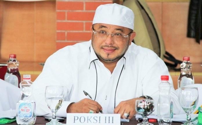 Anggota komisi III DPR fraksi PKS Abubakar Alhabsyi/Foto: dok. PIP-PKS Riyadh