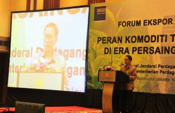 Direktur Jenderal Perdagangan Luar Negeri Kementerian Perdagangan Dody Edward/Foto Andika / NUSANTARAnews
