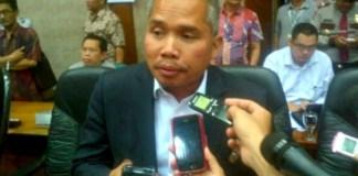 Ketua DPP PAN Bidang Infrastruktur dan Ekonomi/Wakil Ketua Komisi XI DPR RI, Achmad Hafisz Tohir. Foto Deni Muhtarudin/Nusantaranews