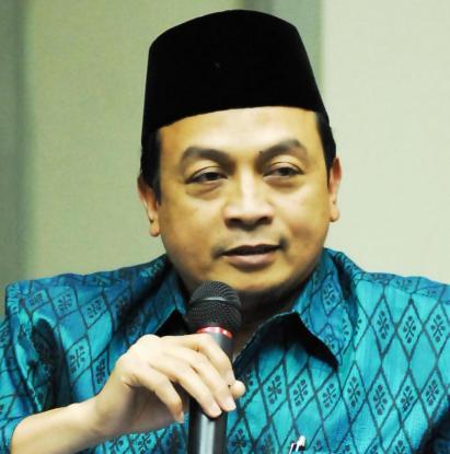 Ketua Gerakan Nasional Pembela Fatwa-Majelis Ulama Indonesia (GNPF-MUI), KH Bachtiar Nasir. Foto via darussalam-online