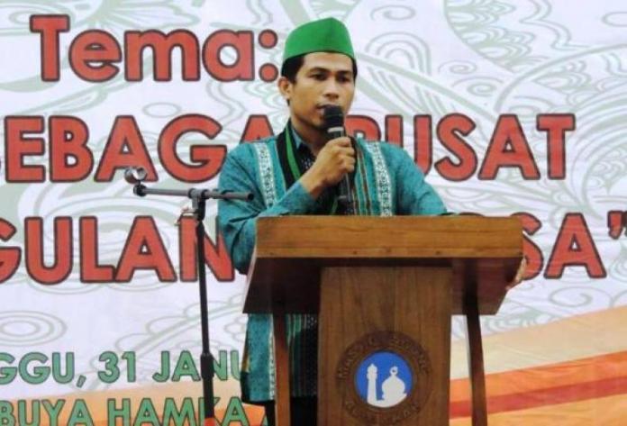 Ketua Umum PB HMI, Muhammad Fauzi. Foto via konfrontasi