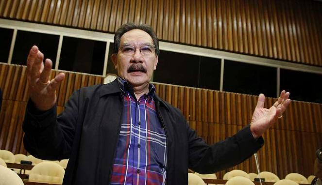 Mantan Ketua Komisi Pemberantasan Korupsi, Antasari Azhar. Foto via viva