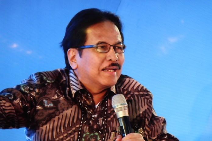 Menteri Agraria dan Tata Ruang atau Kepala Badan Pertanahan Nasional (BPN), Sofyan Djalil mengungkapkan,. Foto Andika/Nusantaranews