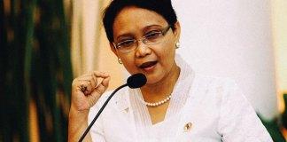 Menteri Luar Negeri Indonesia Retno Marsudi. Foto via Time