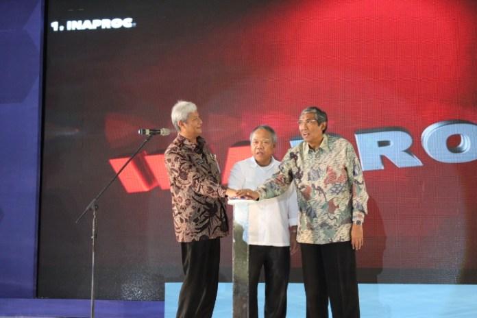 Menteri Pekerjaan Umum dan Perumahan Rakyat (PUPR) Basuki Hadimuljono. Foto Andika/Nusantaranews